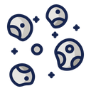 Stone Space Science Icon