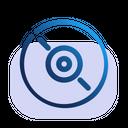 Storage Files Icon