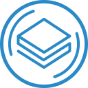 Stratis Cryptocurrency Crypto Icon