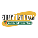 Straw Hat Pizza Icon