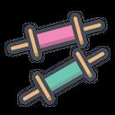 String Kite Roller Icon