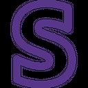 Stripe S Technology Logo Social Media Logo Icon