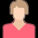 Student Female Student Girl Icon