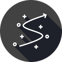Success Statics Tactics Icon