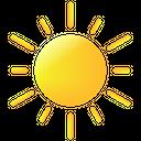 Sun Sunny Bright Icon