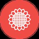 Sunflower Flower Smell Icon