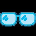 Sunglasses Protection Beach Icon