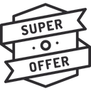 Super Offer Icon