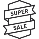 Super Sale Icon