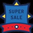 Super Sale Icon