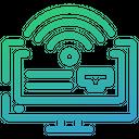 Network Presentation Smart Icon