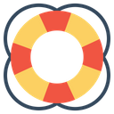 Support Service Help Icon