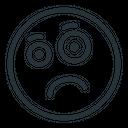 Emoji Surprise Puzzled Icon