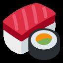 Sushi Hotel Food Icon