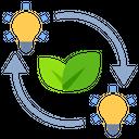Sustainability Environment Green Icon