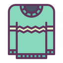 Sweater Blanket Wear Icon