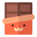 Chocolate Food Sweet Icon