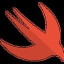 Swift Technology Logo Social Media Logo Icon