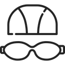 Swimming Water Pool Icon
