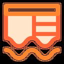 Swimming Pool Icon