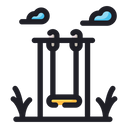 Swing Ecology Energy Icon