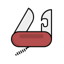 Swiss Army Knife Icon