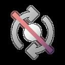 Sync Off Icon