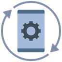 Automate Application Service Icon
