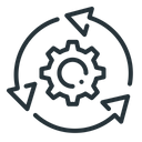 System Update Cogwheel Update Icon