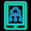 Tab Cloud Icon