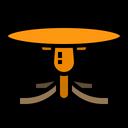 Table Furniture Interior Icon
