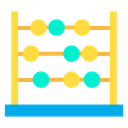 Abacus Strategy Plan Icon