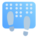 Tactile Marks Icon