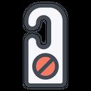 Tag Label Block Icon