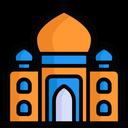 Landmark India Monument Icon