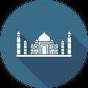 Taj Mahal Mughal Icon