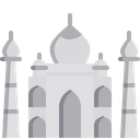 Tajmahal Monument Landmark Icon