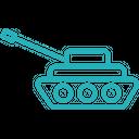 Tank Fuel Oil Icon