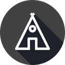 Tant Tracking Camp Icon