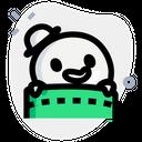 Tapas Technology Logo Social Media Logo Icon