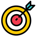 Target Dart Accurate Icon