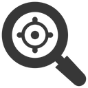 Business Find Focus Icon