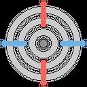 Precision Focus Target Icon