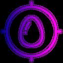 Target Egg Goal Icon