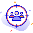 Target Audience Audience Customer Icon