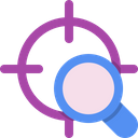 Advertising Search Engine Icon