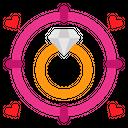 Target Ring Focus Icon