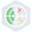 Finder Location Map Icon