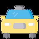 Taxi Taxi Cab Taxi Car Icon