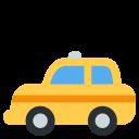 Taxi Car Public Icon
